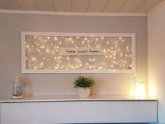 Star Light Message Frame
