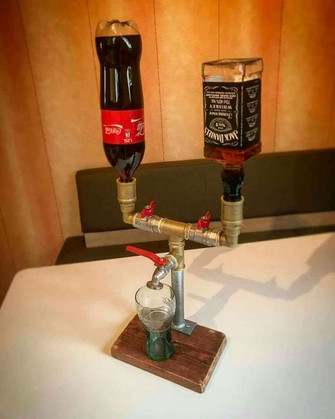 Mixed Drink Dispenser