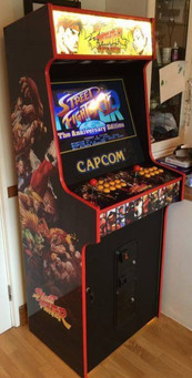 Full Size Arcade Cabinet