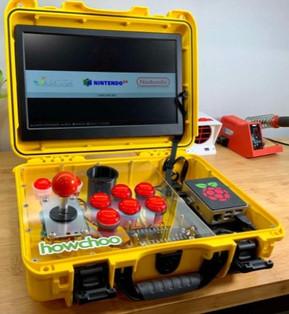 Portable Arcade Case