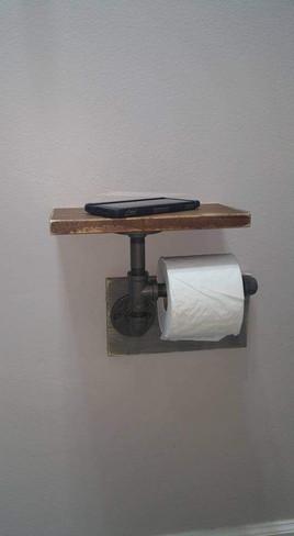 Industrial Toliet Paper Holder