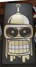 Bender Canvas Painting