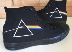 Pink Floyd Converse