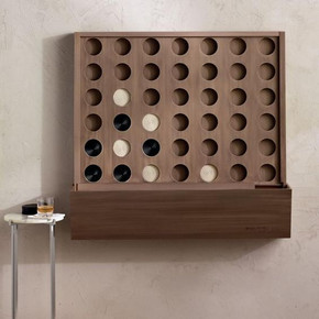 Wall Mounted Connect Four