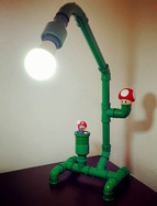 Super Mario Pipe Light