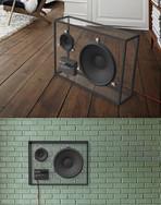 Acrylic Bluetooth Speaker Box