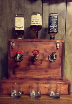 Tri Beverage Dispenser