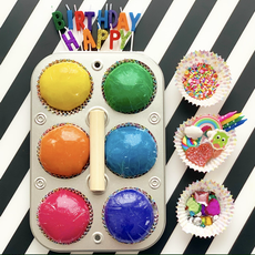 Birthday Play Dough Kit