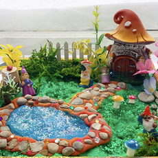 Gnome Play Dough Kit