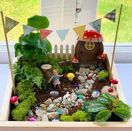Fairy Land w/Plants
