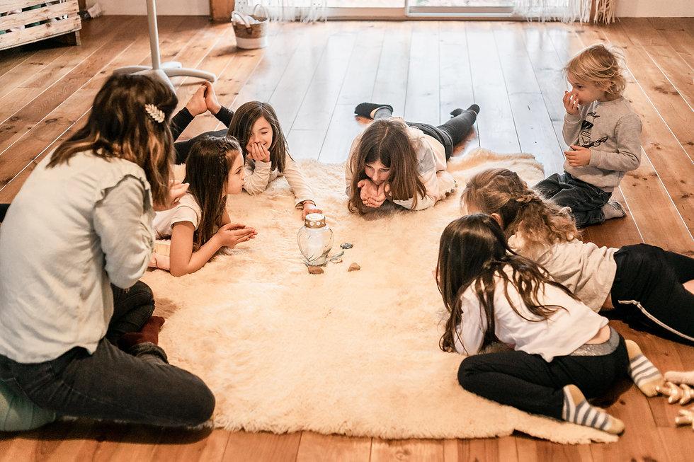Atliers de pleine conscience pour enfants, programme de pleine conscience à l'école Pyrénées-Atlantiques, Landes et Pays-Basque