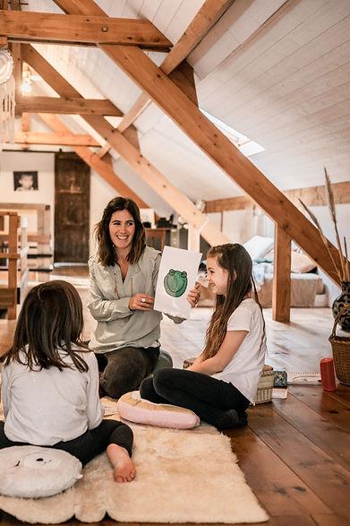 De moi à toi ateliers séances pleine conscience enfants écoles programme Eline Snel Argagnon Pyrénées-Atlantiques Béarn Pays-Basque Landes