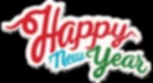 Frohes Neues Jahr-Zeichen