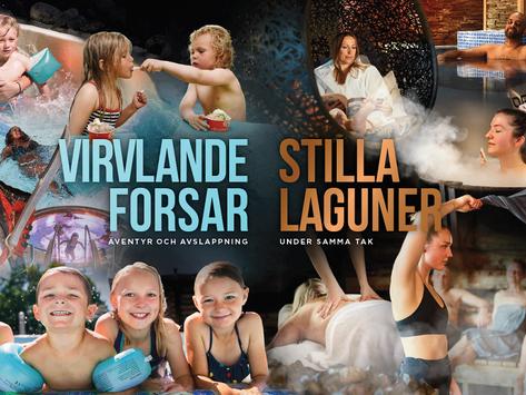 Pressmeddelande från Paradiset och Spray & Stay - Scandinavia