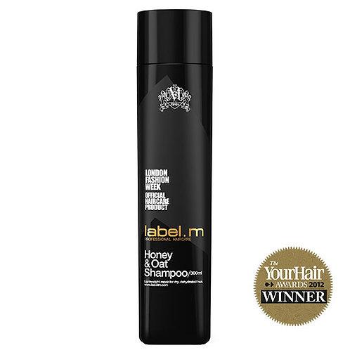 Honey & Oat Shampoo 300ml