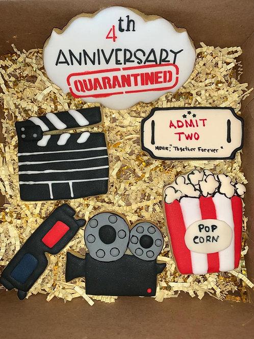 Quarantine Anniversary