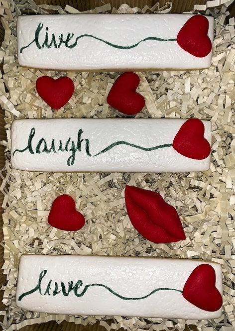 Live. Love Laugh.
