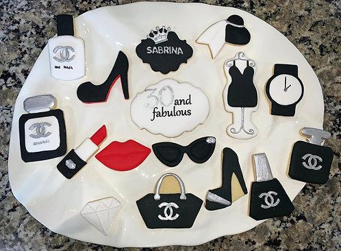 Fashionista Party. 1 Dozen