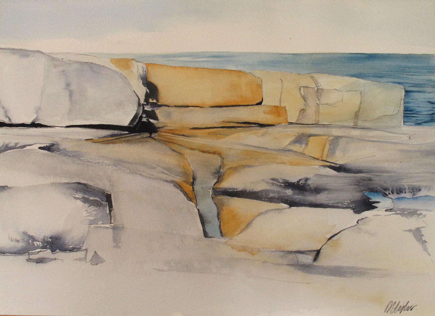 Coastline Bicheno - David Tayor