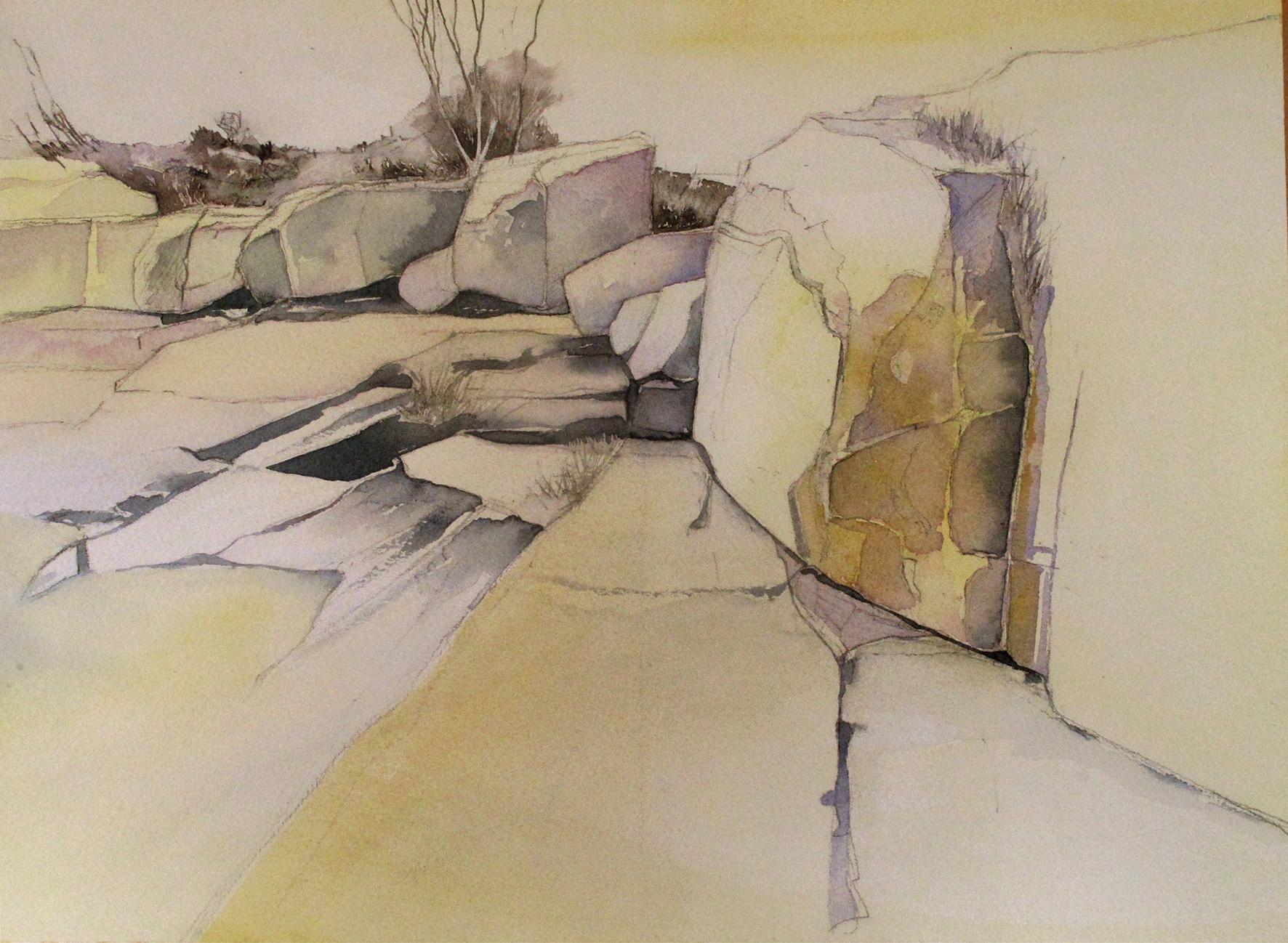 Rock Forms Bicheno - David Tayor