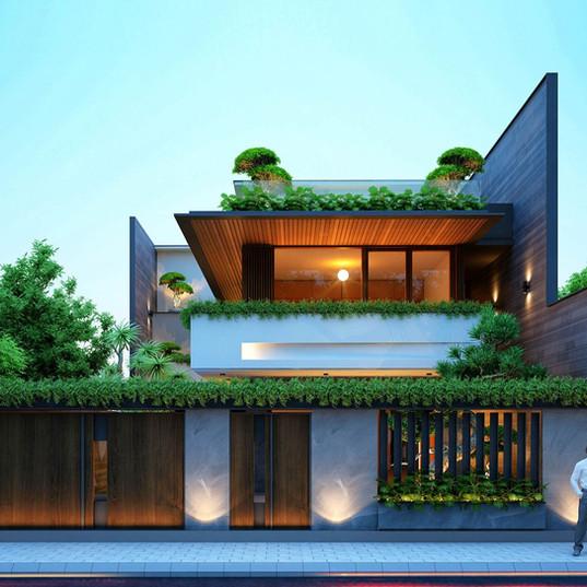 Advanced house