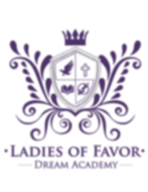 Ladies Of Favor Dream Academy Logo