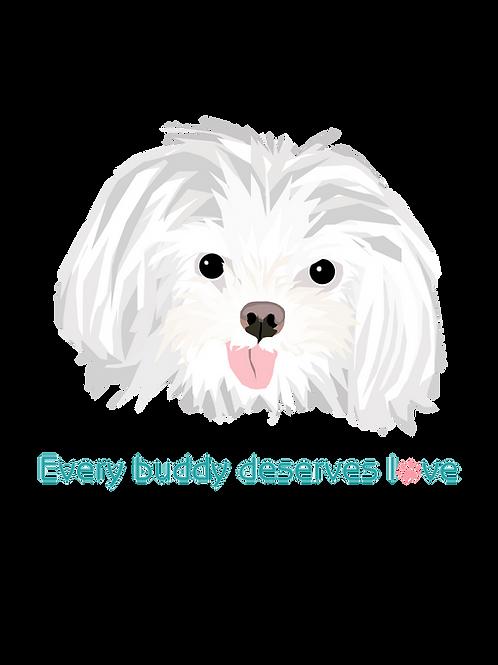 Beople's Buddies Sticker