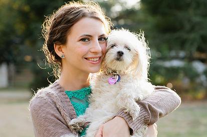 Hilarey Benda Founder & President of Beople's Buddies Animal Rescue