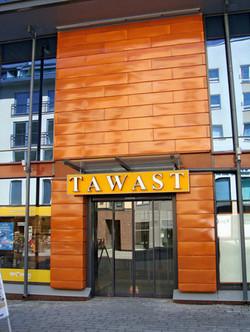 Jyväskylä, butiksentré
