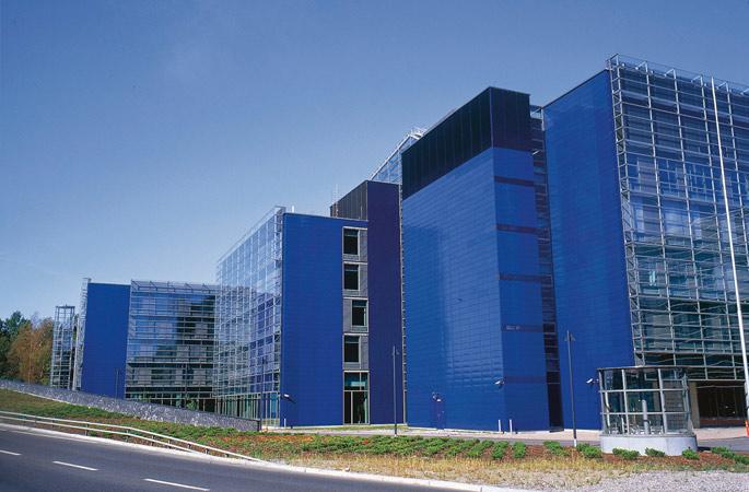 Ilmarinens huvudkontor, Helsingfors