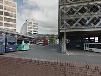 Bus Station zamknięty w niedzielę