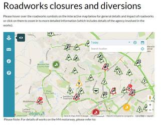 Croft Road będzie wyłączona z ruchu