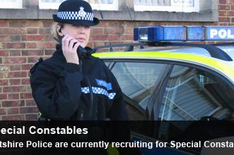 Specials Awareness Evening czyli jak zostać Special Constable od A do Z.