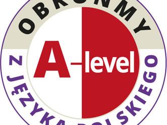 Obrońmy razem A-LEVEL z języka polskiego.