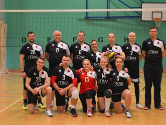 Swindon Reds Volleyball Club