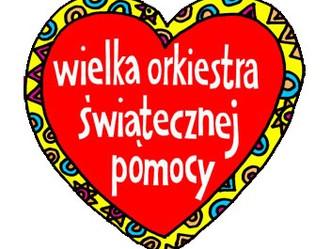 Wielka Orkiestra Świątecznej Pomocy gra po raz 24!