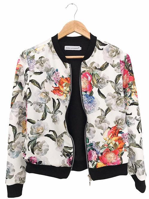 BOTÁNICA bomber jacket