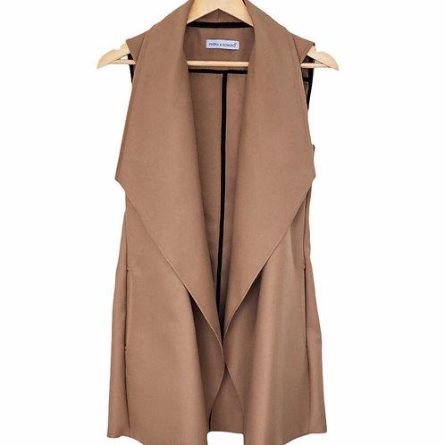 Caqui Trench vest