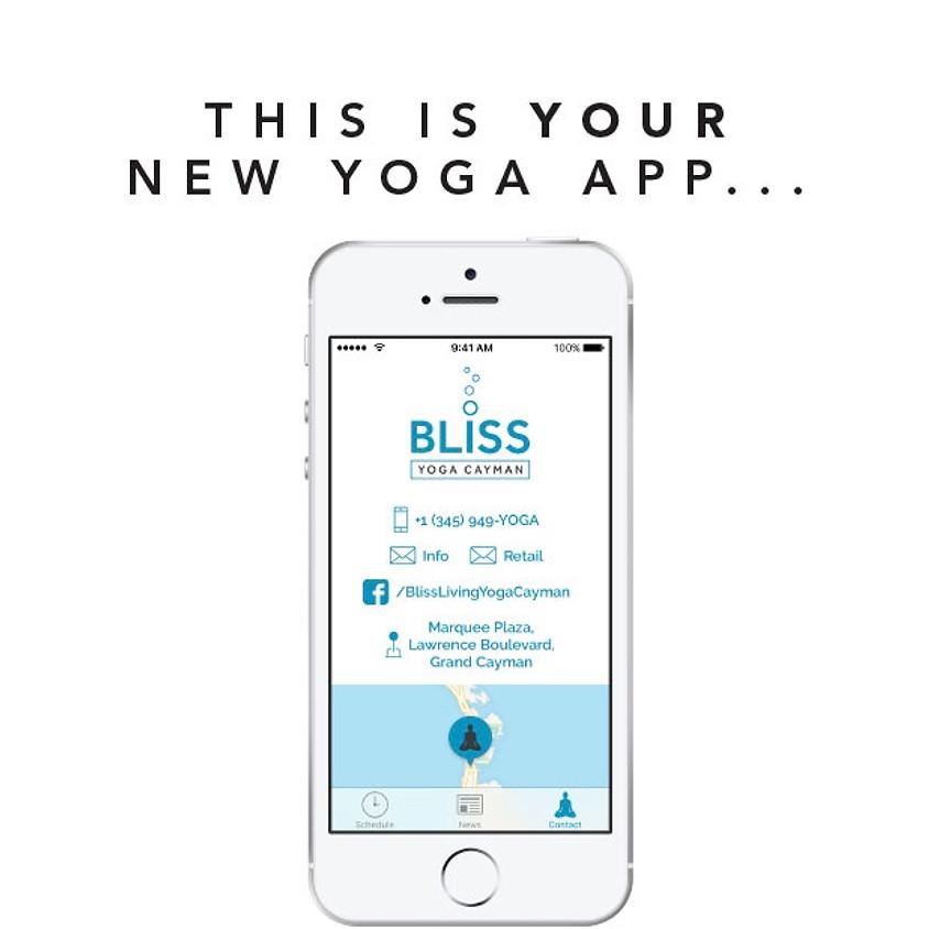 Bliss App