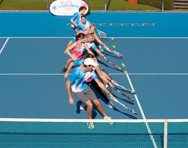 cardio tennis photo 1