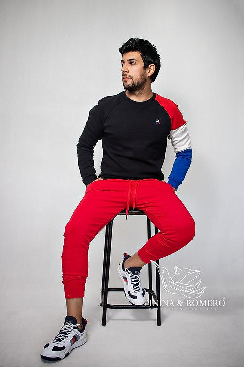 Romero Jogger rojo