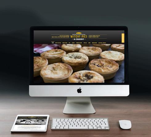 LOGO, MOBILE & WEBSITE DESIGN