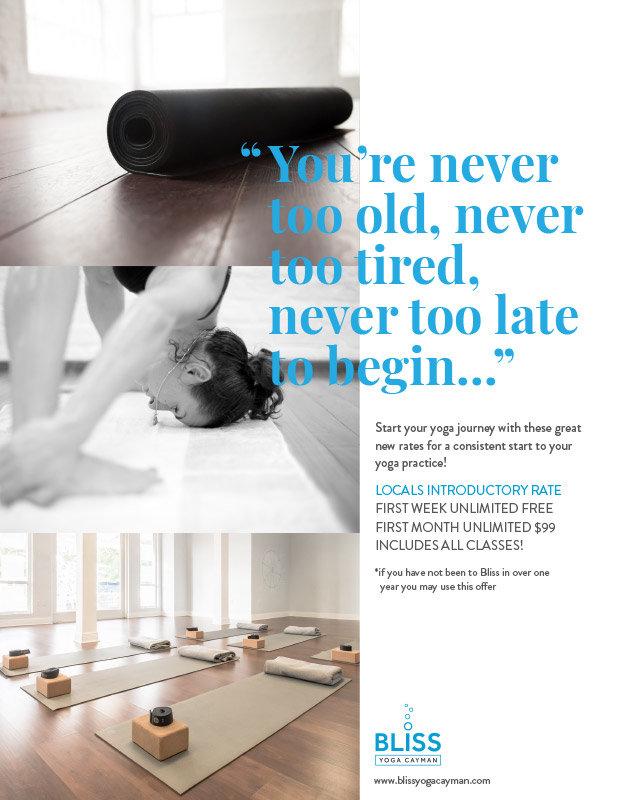 Start your Yoga Journey