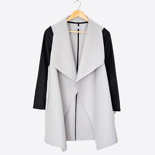Zipper Pinina gray