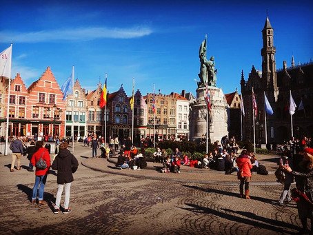Love is in the Air – Top 10 in Bruges.