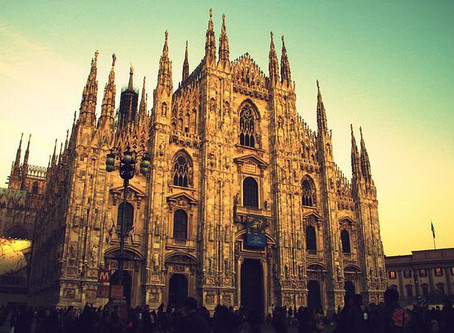 Milano – MJ Top 10 things to-do in the capital of fashion!