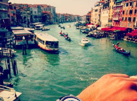 Venice – MJ's new love <3 Top 5.