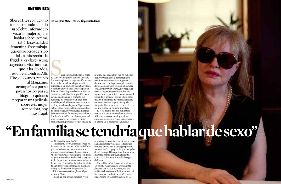 Magazine. La Vanguardia (Spain)