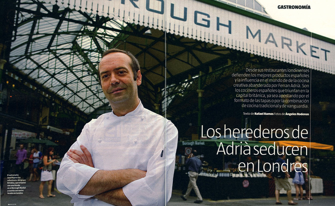 Magazine. La Vanguardia (1/3)