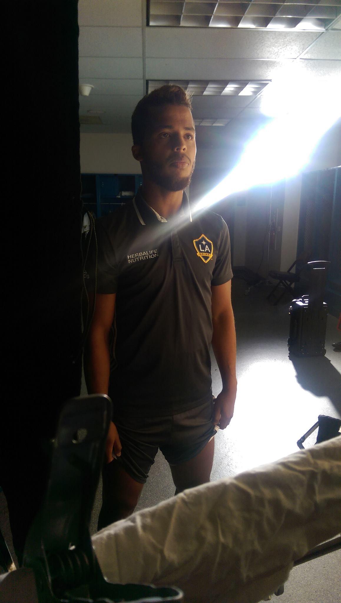 Giovani dos Santos LA Galaxy Soccer
